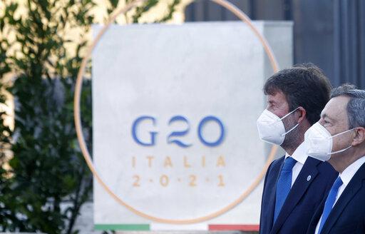 Italy G20 Diplomacy