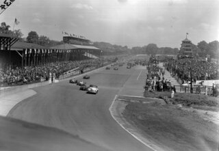 Indy 500 1947 Countdown Race 31 Auto Racing
