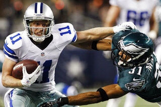 Cole Beasley, Curtis Marsh