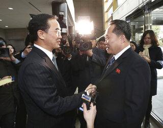 Cho Myoung-gyon, Ri Son Gwon