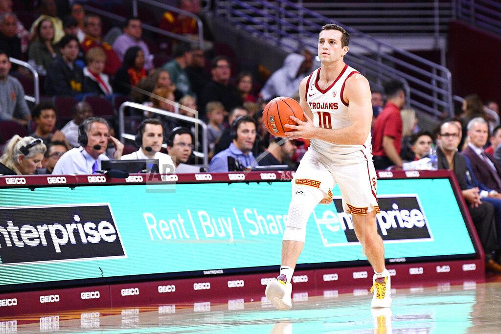 COLLEGE BASKETBALL: NOV 08 Portland at USC