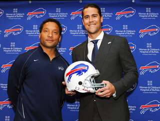 Doug Whaley,  Matt Cassel