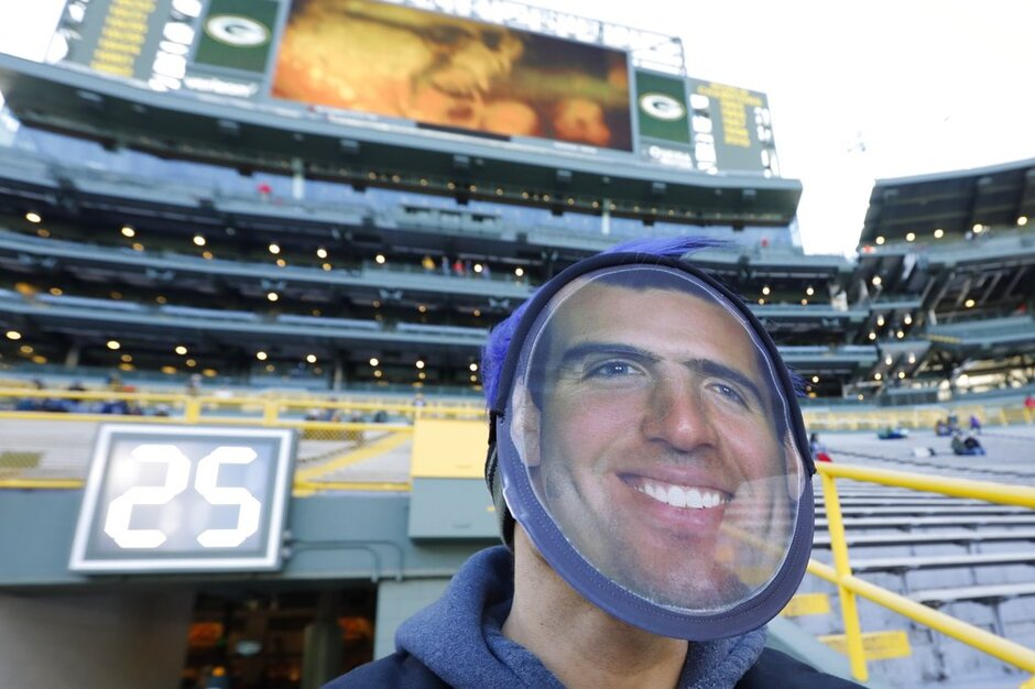 Ravims Packers Football