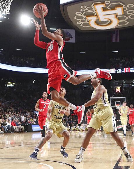 Georgia Georgia Tech Basketball