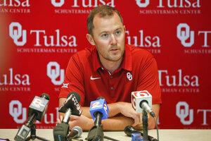 Oklahoma Coach Salaries