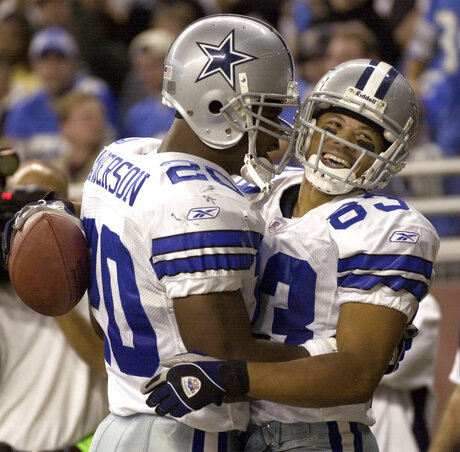 Obit Terry Glenn Football