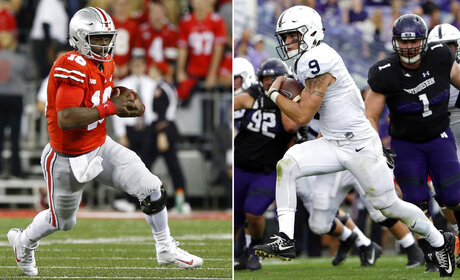 Penn State Ohio State Football