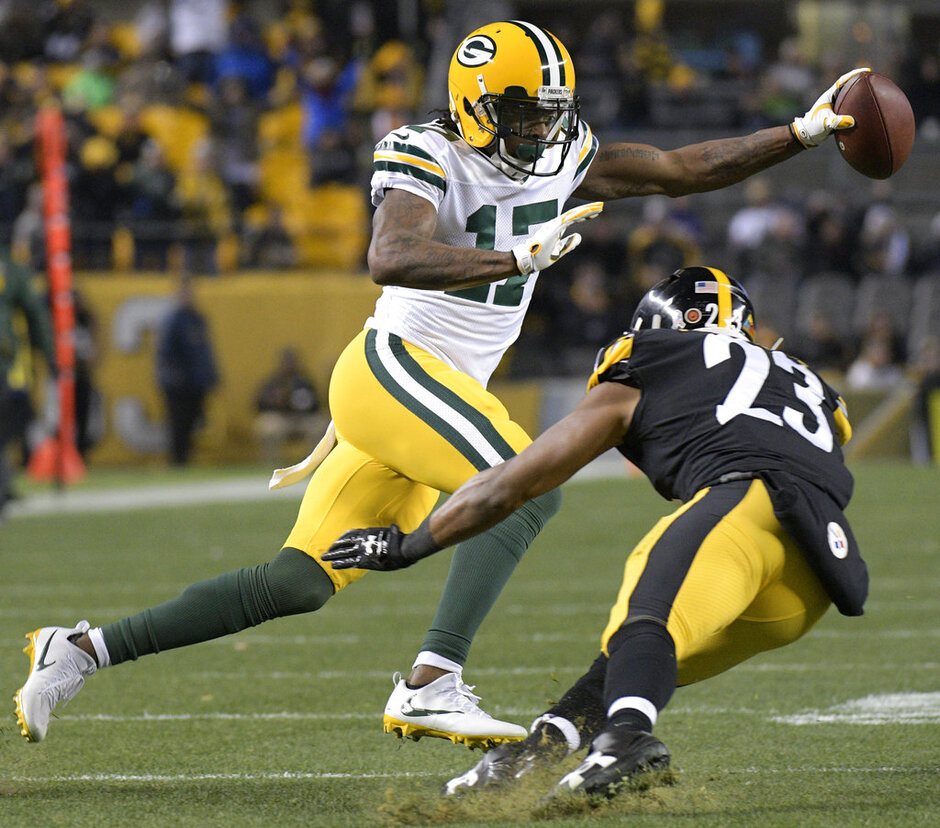 Packers New Faces Football