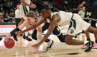 B10 Michigan Michigan St Basketball