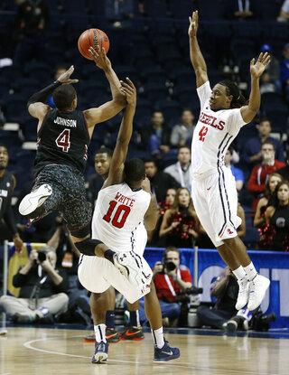 APTOPIX SEC South Carolina Mississippi Basketball