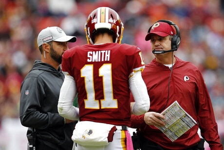 Alex Smith, Jay Gruden
