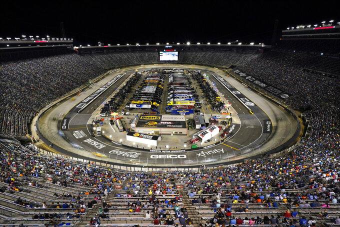 NASCAR Cup Series at Bristol