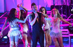 FILE - Prince Royce performs at the 20th Latin Grammy Awards on Nov. 14, 2019, in Las Vegas. The singer turns 32 on May 11. (AP Photo/Chris Pizzello, File)