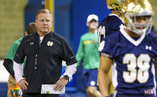 Notre Dame Kellys Relaunch Football