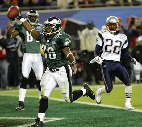 Super Bowl The Rematch Football