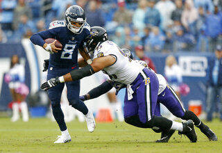 Ravens Titans Football