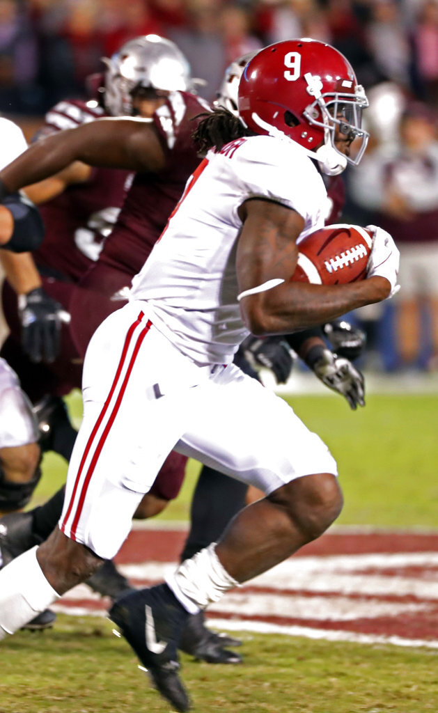 Bo Scarbrough