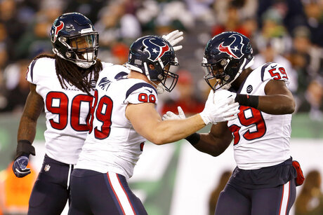Colts Texans Preview Football