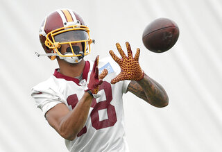 Redskins Doctson Football