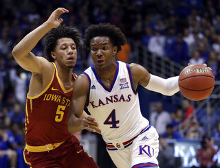 Devonte' Graham, Lindell Wigginton