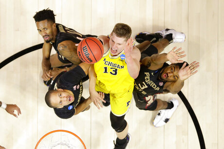 APTOPIX NCAA Florida St Michigan Basketball