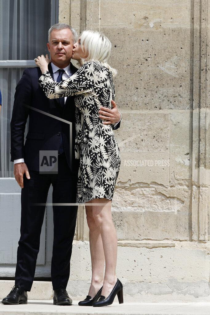 France Minister Resigns