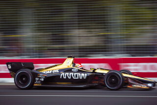 IndyCar Arrow Schmidt Peterson Merger Auto Racing