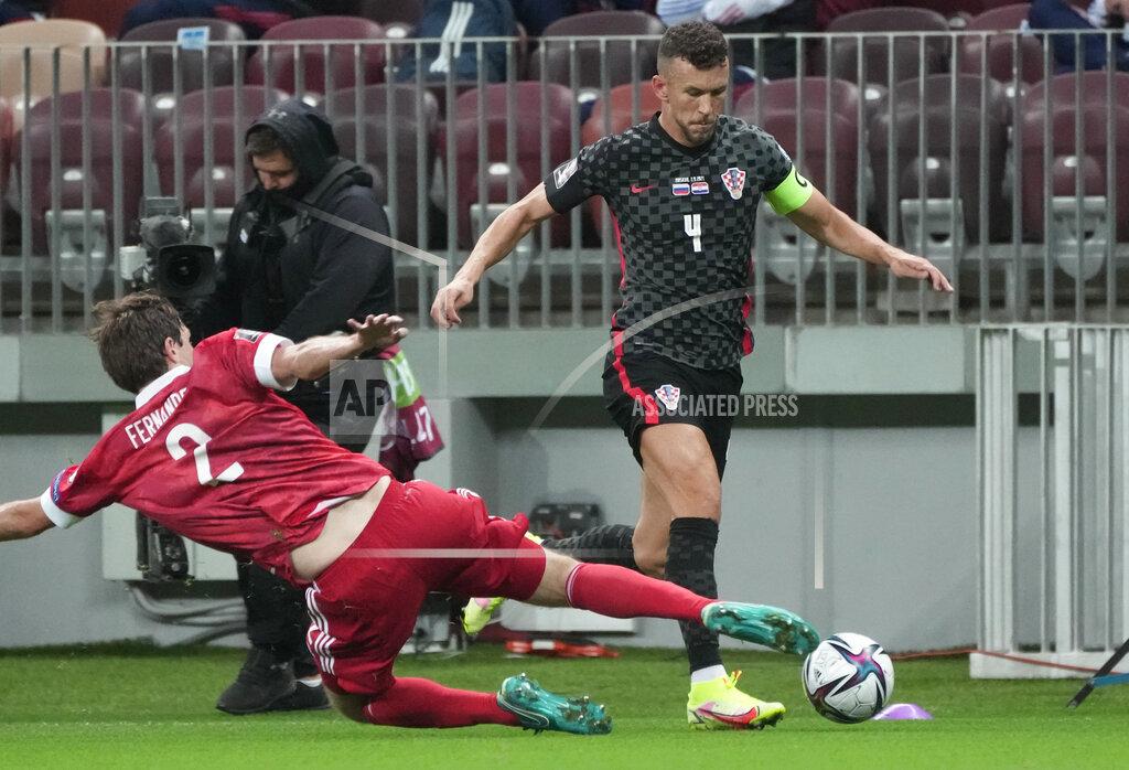 Russia Croatia WCup 2022 Soccer
