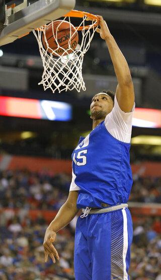 NCAA Duke Final Four Basketball