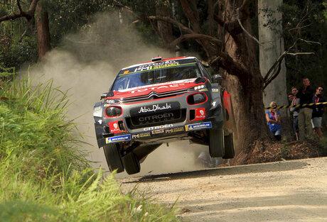 Australia Rally