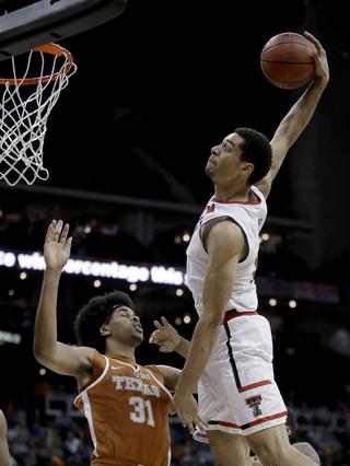 B12 Texas Texas Tech Basketball