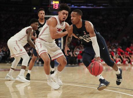 NIT Championship Penn St Utah Basketball