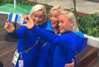 Rio Olympics Marathon Triplets Athletics