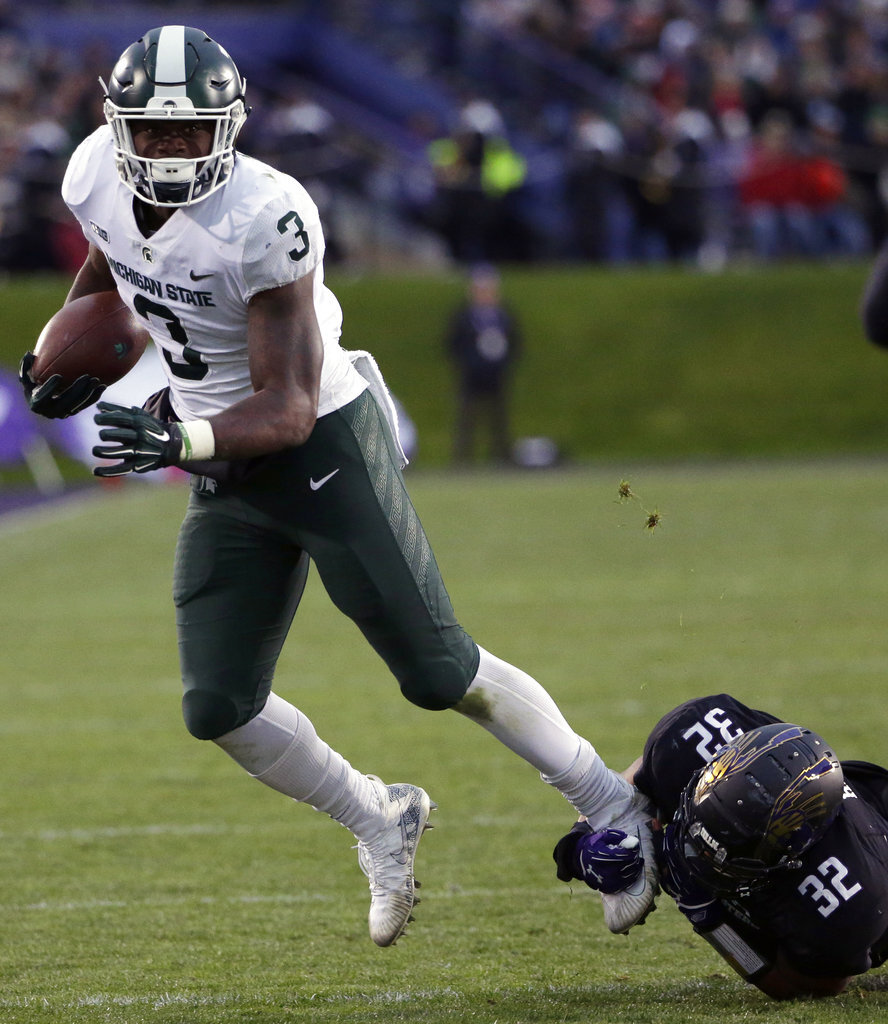 LJ Scott, Nate Hall