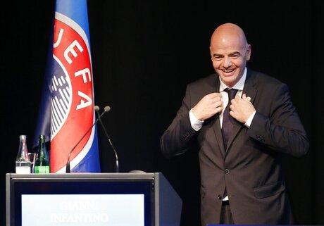 Switzerland FIFA Election