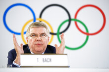 Switzerland IOC Executive Board Meeting