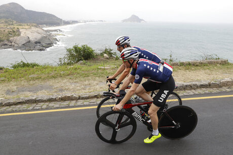 Taylor Phinney, Brent Bookwalter