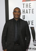 FILE - In this Oct. 4, 2018 file photo, director George Tillman Jr. attends a special screening of