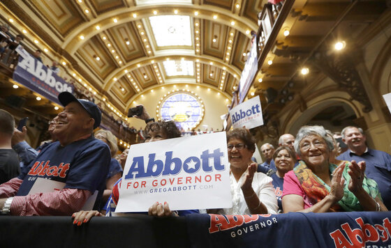 Texas Governor Abbott