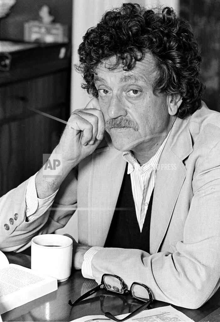 Books Unpublished Vonnegut