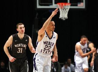 BSky Montan Weber St Basketball
