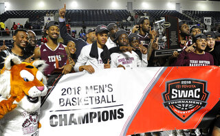 SWAC Texas Southern Ark Pine Bluff Basketball