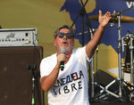 Ricardo Montaner performs at the