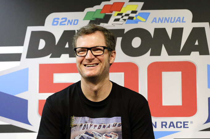 Earnhardt Jr. headlines NASCAR's 2021 Hall of Fame class