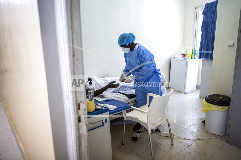 Virus Outbreak Senegal