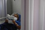 Teresa Juarez reads
