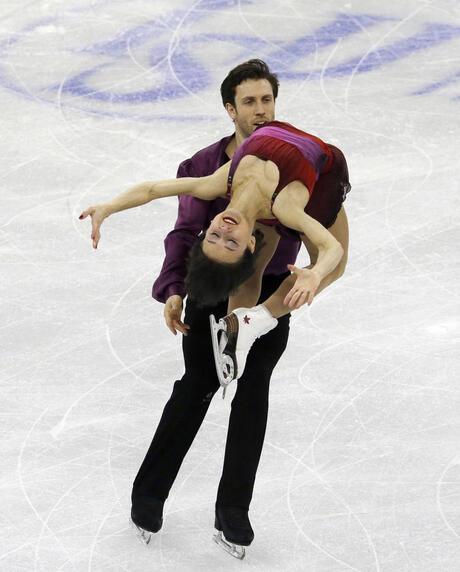 Liubov Ilyushechkina, Dylan Moscovitch