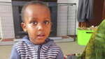 In this undated photo supplied by Abdi Ibrahim, shows a photo of his three-year-old brother, Mucaad, who is the youngest known victim of the mass shooting in Christchurch, New Zealand on Friday, March 15, 2019. His older brother, Abdi Ibrahim, said police confirmed to the family that the toddler had been killed in the attack. Mucaad was at the Al Noor mosque with Abdi and their father on Friday when a gunman stormed in and began shooting people. (Abdi Ibrahim via AP)