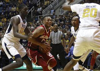 Oklahoma West Virginia Basketball