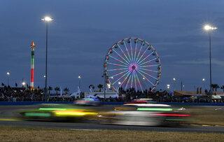 IMSA Daytona Rolex 24 Auto Racing